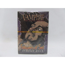 Cartas Vampire Vtes - Starter Deck Followers Of Set
