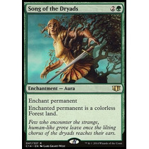 Song Of The Dryads - Commander 2014