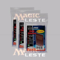 Ultra Pro Sleeves Magic E Pokemon Shields Transparentes