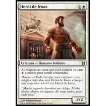 Deck Top De Magic - Standard T2 - Uw Heroico - Completo