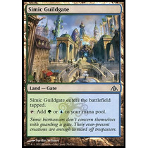 4 Portão Da Guilda Simic / Simic Guildgate