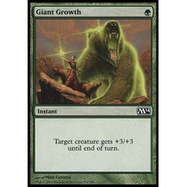 4 Crescimento Desenfreado / Giant Growth
