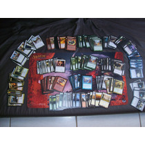 400 Cartas De Magic - 5x Baralhos Completos + 25 Cartas
