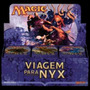 Journey To Nyx Booster Box Em Portugues!