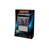 Baralho Cartas Mtg Magic Gathering Comander Seize Control