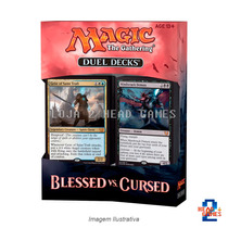 Cards Magic The Gathering Mtg Duel Decks Blessed Vs Cursed