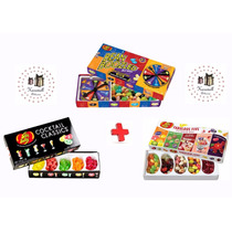 Combo Jelly Belly Bean Boozled Three Premium Boxes