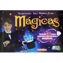 Caixa De Mágicas Com 10 Truques
