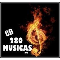 Cd 280 Musicas Para Magicas E Ilusionismo- Frete Gratis