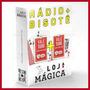 Baralho Rádio + Baralho Bisotê - Mágica Pronta Entrega