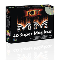 Kit De Mágica Mm Com 40 Mágicas