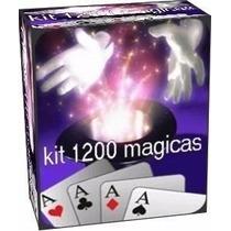 Mega Kit De 1200 Mágicas Profissional