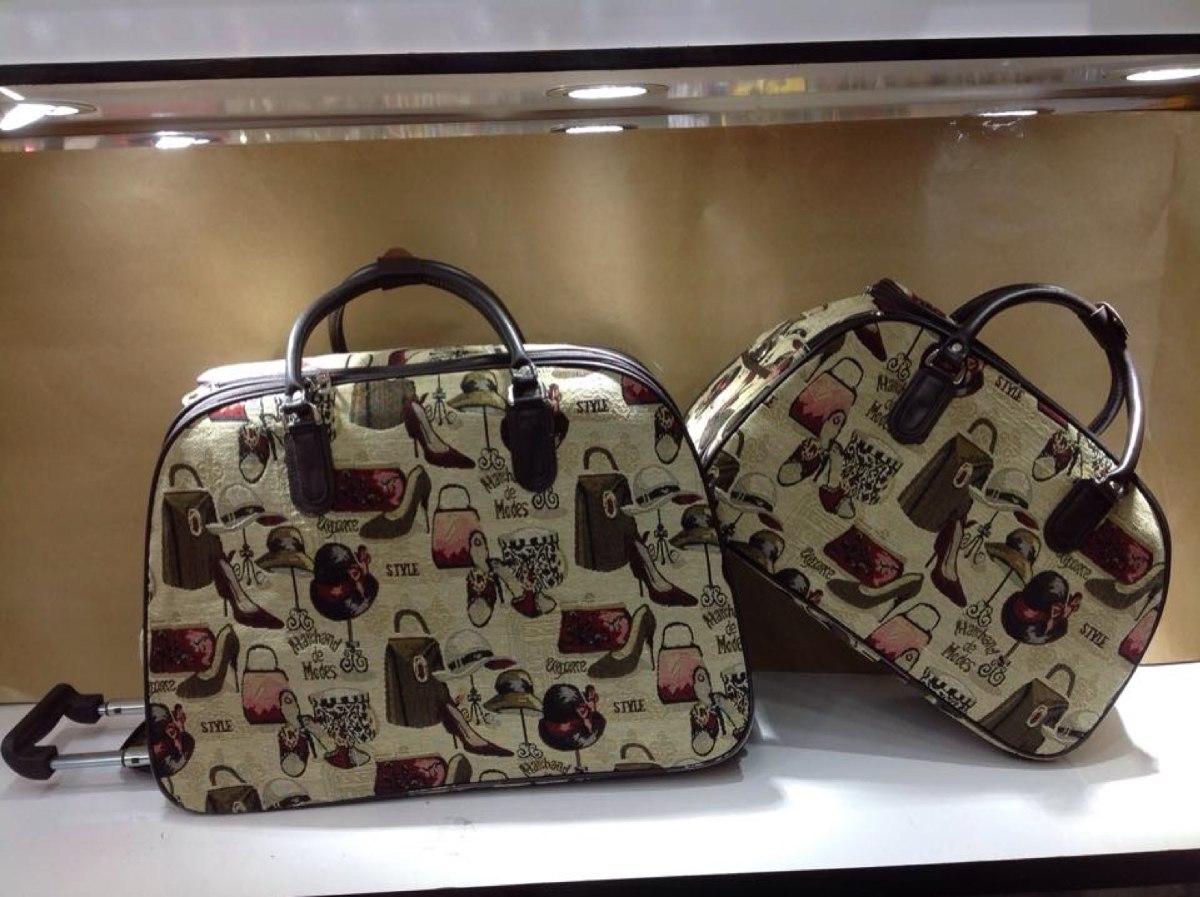 Bolsa De Mao Com Rodinhas : Mala sapatos de viagem com rodinhas e bolsa m?o m?dia