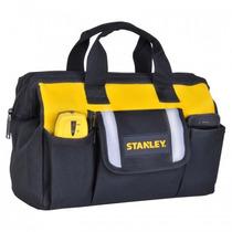 Bolsa Maleta Para Ferramentas Stanley 12 Bolsos 30cm Qualida