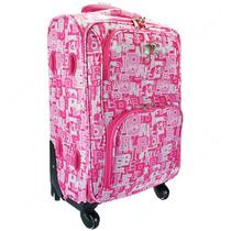 Mala De Viagem Barbie Letters 360º Primicia Pequena 9405/2