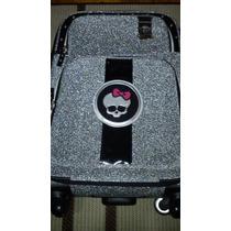 Mala Viagem Monster High Média - C/ Nf Da Loja E Garantia!