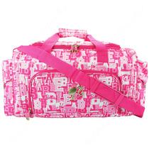 Sacola De Viagem Barbie Letters Ba2407