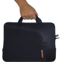 Capa Para Ultrabook E Notebook Com Ziper, De ¨8,9¨ Até ¨17