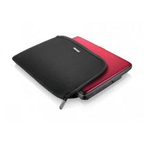 Case Poliester 12 Preto Netbook Notebook Ultrabook