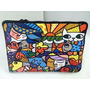 Case P/ Notebook Simples 15 E 14 - Romero Britto