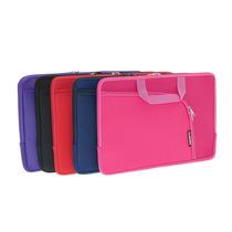 Capa Case P/ Notebook C/ Bolso Externo Alça 14 15.6 17 Net