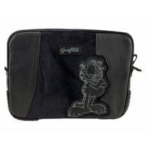 Capa Protetora Do Garfield Para Notebook Ou Tablet G Preto