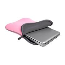 Capa Case P/ Notebook 14 Cinza Rosa Ziper 5324 Leadership