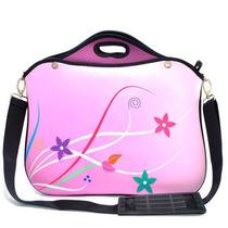 Case Pasta Bolsa Feminina Rosa Notebook 15,6 Reliza Promoção
