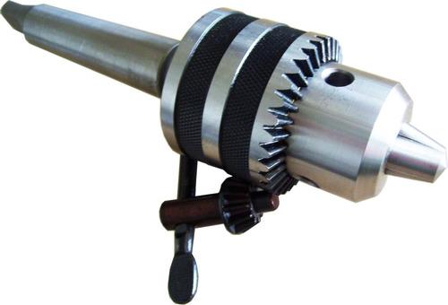 Mandril Conico Tipo Pesado Eda 5/8-16mm + Haste B18 Conjunto