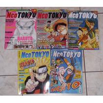 Revistas Neo Tokyo - Ed. Escala - 2 Por R$ 16,00