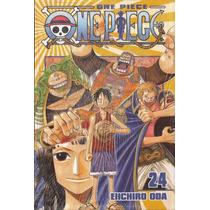 Mangá - One Piece Nº 24 Panini
