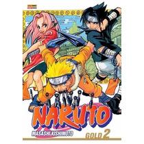 Mangá Naruto Gold Vol. 2 - Panini - Novo, Lacrado.