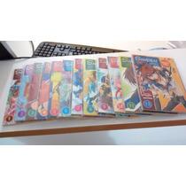Mangá Samurai Girl - Vol. 1-12 Editora Jbc Completo - Raro