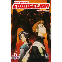 Neon Genesis Evangelion 11 Gainax Manga Conrad Mc