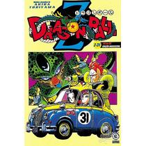 Mangá - Dragon Ball Z Nº 31