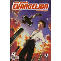Neon Genesis Evangelion 09 Gainax Manga Conrad Mc