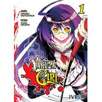 Yakuza Girl - Mangá - Nova Sampa