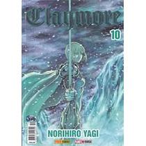 Claymore - Manga - Panini - Nao Temos Todos Os Volumes