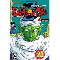 Mangá - Dragon Ball Z Nº 04