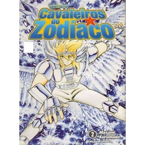 Mangá - Cavaleiros Do Zodíaco Nº 02