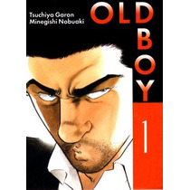 Old Boy - Mangá - Nova Sampa - Vários Volumes