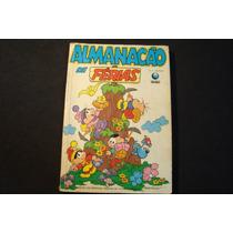 Cx Aap 48 -//- Gibi Almanacão De Ferias Turma Da Monica N.9