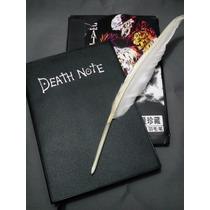 Kit Caderno Death Note + Caneta Pena + Cd(frete Grátis)