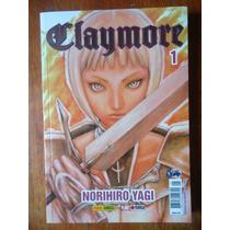 Mangá Claymore - Volume 01 (raríssimo! )