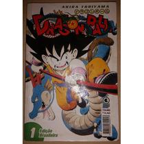 Mangá Dragon Ball Nº 1 Akira Toriyama - Conrad Editora
