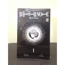 Death Note Black Edition 01 - Lacrado