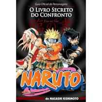 Naruto O Livro Secreto Do Confronto! Mangá Panini! Lacrado!
