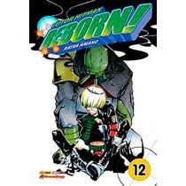 Manga Tutor Hitman Reborn 08 Panini Novo Lacrago