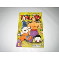 Dragon Ball - Nº 21 - Edição Brasileira - 2001