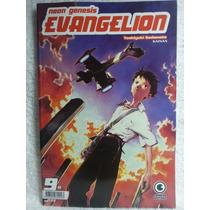 Mangá Conrad: Neon Genesis Evangelion Nº09 - Frete Grátis